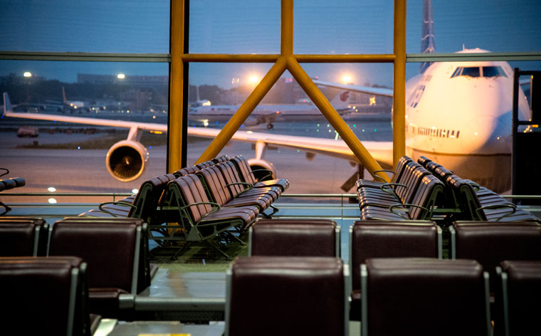 Don't dread the wait: make the most of your long layover