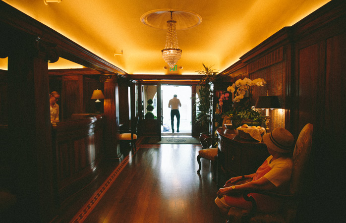 Hotel Drisco is all about elegance and impressive services