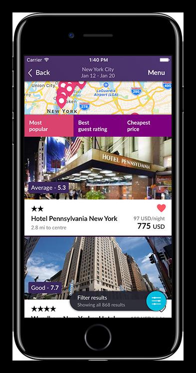 Bigger images for hotel results