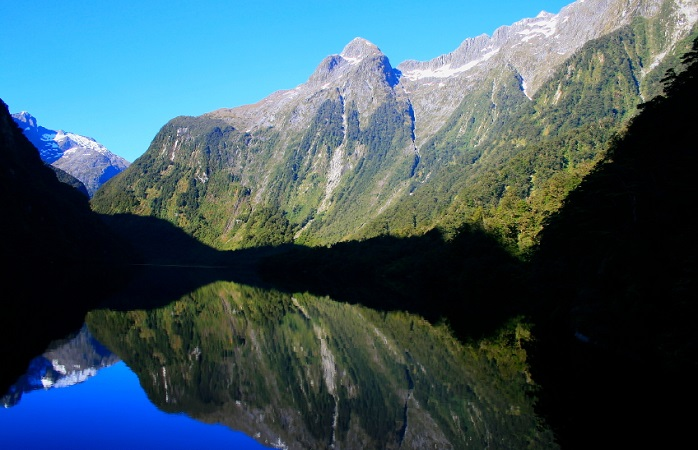 Doubtful Sound – a less-travelled fjord