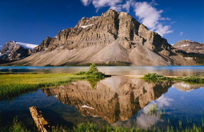 A view to remember at Banff National Park