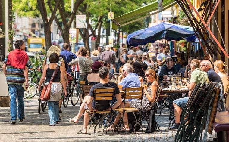 Berlin neighborhoods: eat your way through the German capital