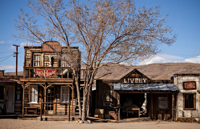 Pioneertown will take you back to the wild days of Butch Cassidy and Billy the Kid