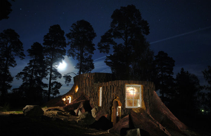 Recreate your favourite childhood forest fairy tales at Norrqvarn Hotell & Konferens