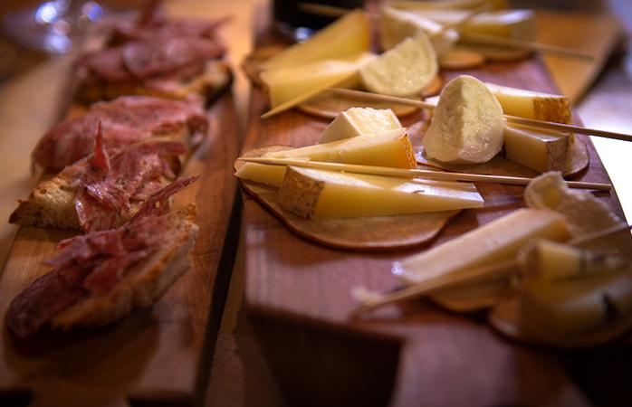 Antipasti from Italy