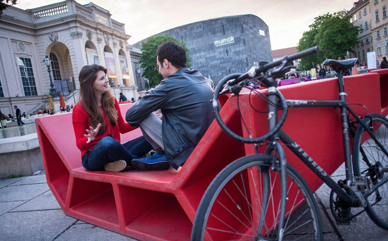 Art on the go: a guide to cycling around Vienna's masterpieces