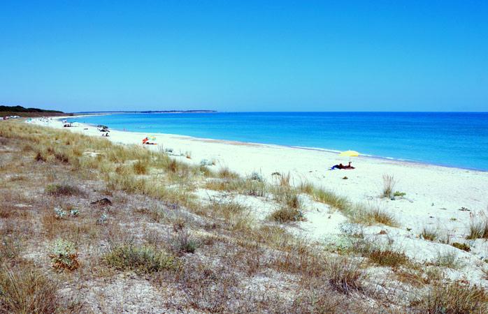 Krapets Beach – a quiet spot along the Black Sea