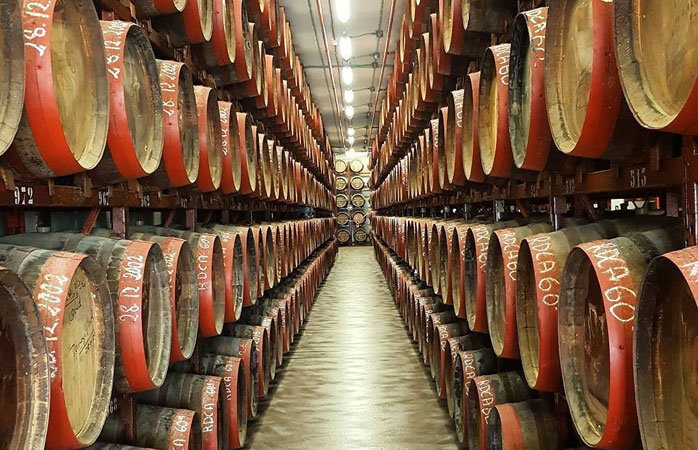Tour one of the few remaining rum factories in the Canary Islands in the northern town of Arucas