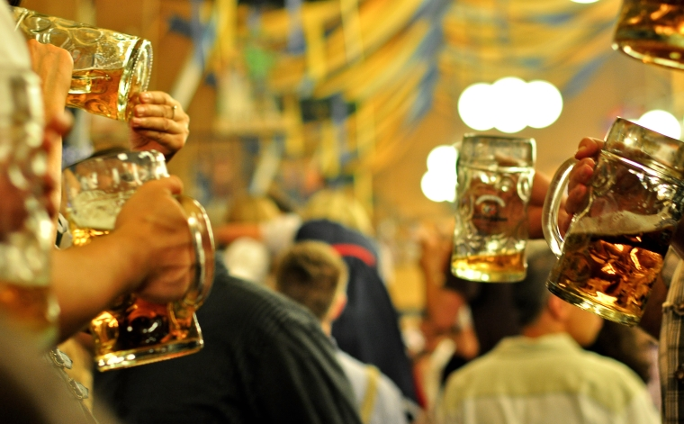 10 facts you probably didn't know about Oktoberfest