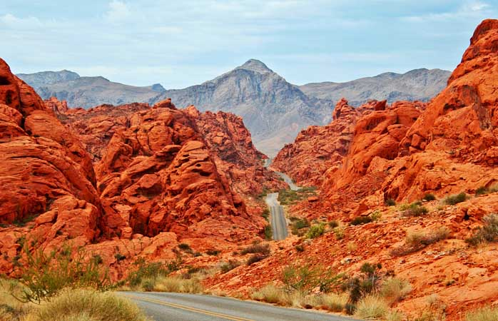 Beautiful drive – but it's got nothing on the hikes