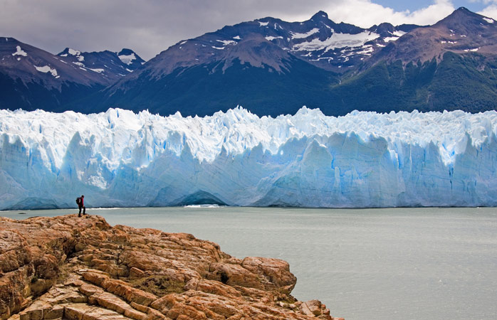 One of the beacons of the region of Patagonia, Perito Moreno is a great spot to contemplate the mysteries of life
