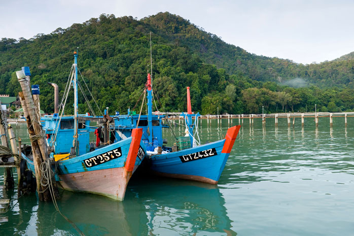 Penang in Malaysia has it all: delicious food, great nightlife and picturesque beaches
