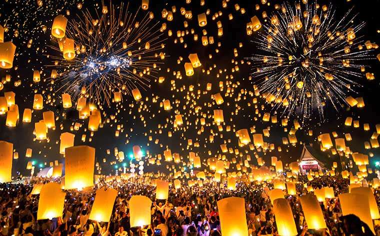 Amazing events around the world you need to travel to in 2018