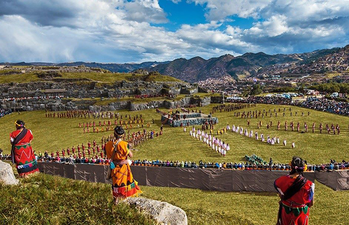 Visit Peru in 2018 for a Winter Solstice celebration unlike any you've probably ever attended