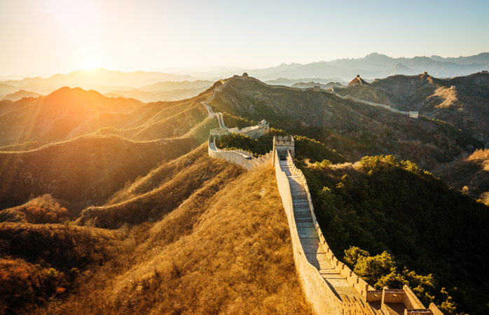 Is your list of expectations longer than the Great Wall of China? Scale down!
