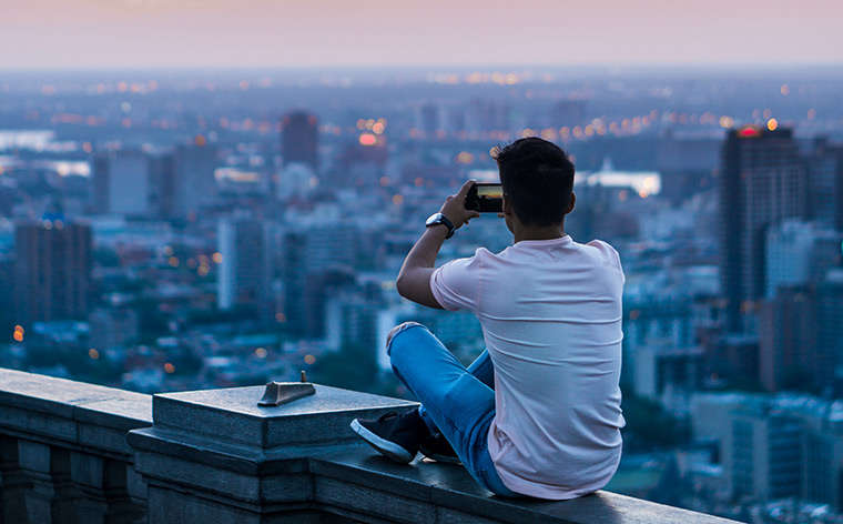 The top 10 most Instagrammed places in the world