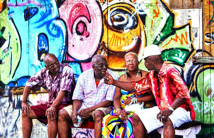 Join the residents of Port of Spain in a bright, festive jamboree at the Trinidad and Tobago Carnival