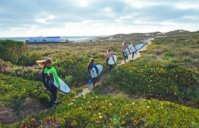 Surf's up! Learn how to ride the wave like a pro in Portugal this summer