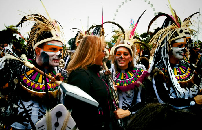 A fiesta among fiestas - Tenerife's carnival takes revelling to the next level