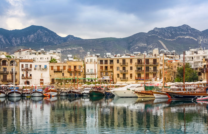 Beside great scuba dives, Cyprus offers beautiful views and tranquil towns