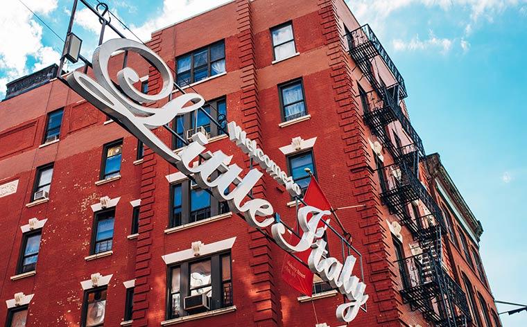 Taste the world: a culinary tour of New York City's neighborhoods