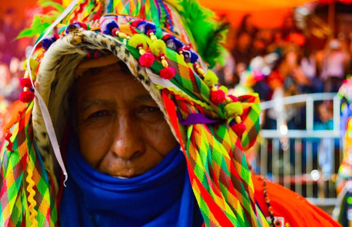 The Carnival of Oruro is a colourful mix of tradition and modernity
