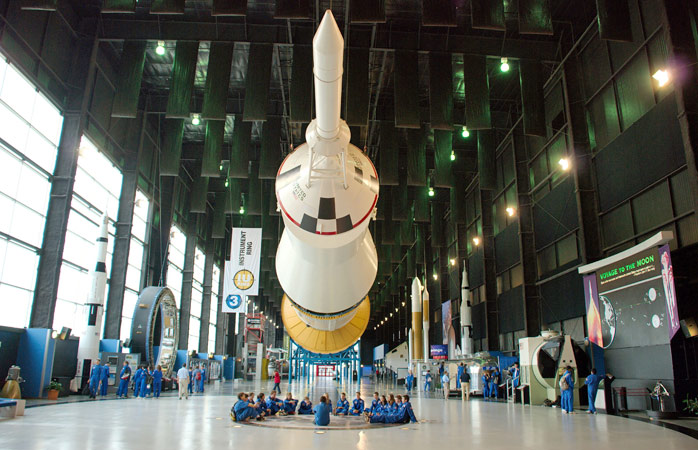 Unleash your inner child with a visit to the Space Camp in Alabama, US
