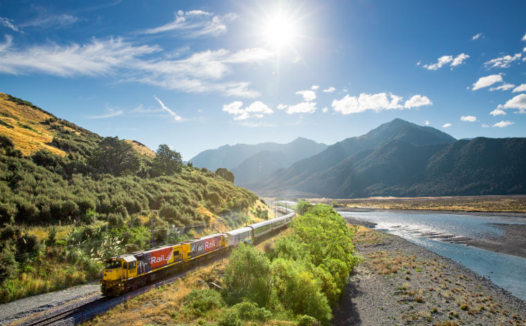 Ticket to ride: great train journeys around the world