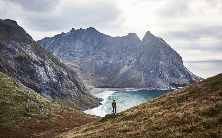 In pictures: experience Norway's Lofoten Islands