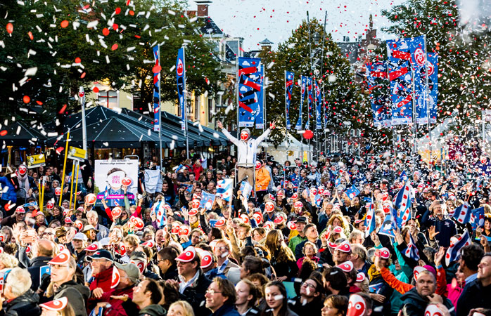 Leeuwarden-Friesland celebrates the presentation of the official programme for the year