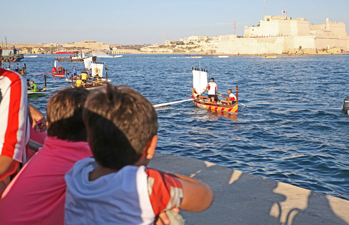 The annual Pageant of the Seas is a historical event not to miss