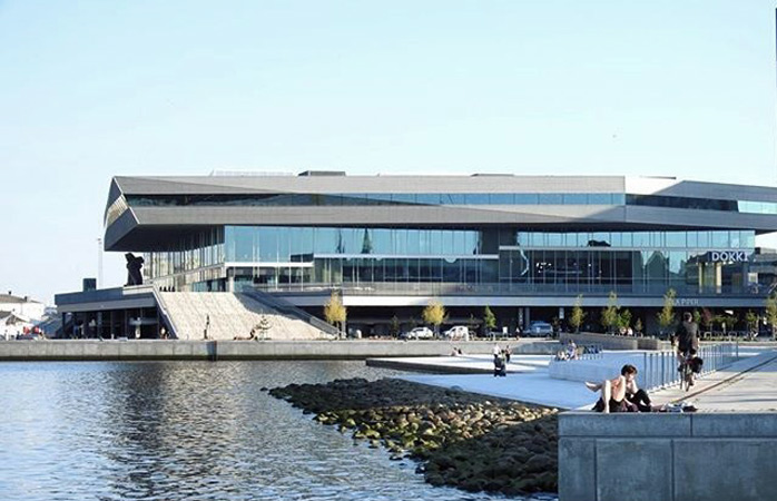 One of Scandinavia's most exciting libraries: Dokk1