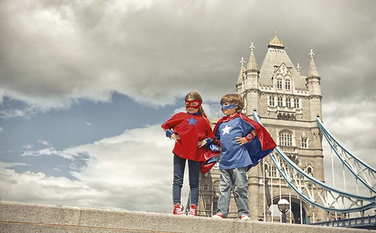 Discover London with kids: 8 family-friendly activities