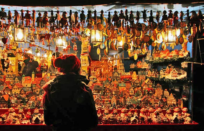 Nuremberg's Christkindlesmarkt sees two million visitors each year