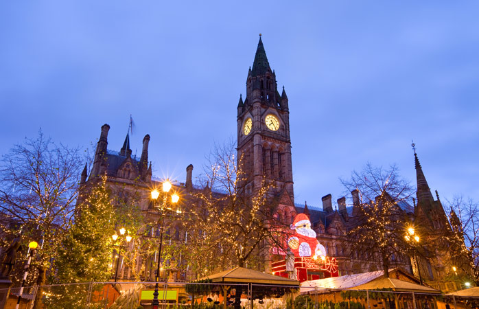 Dreaming of a Mancunian Christmas? Check out Manchester's Christmas markets