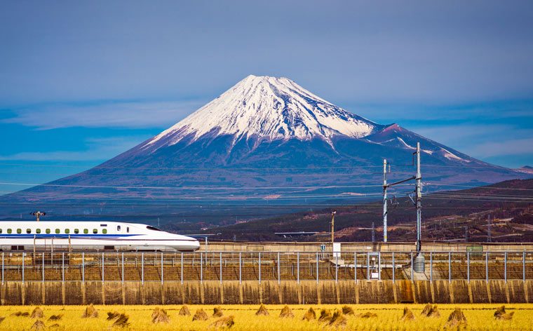 Japan by rail: a complete 10-day itinerary aboard the bullet trains