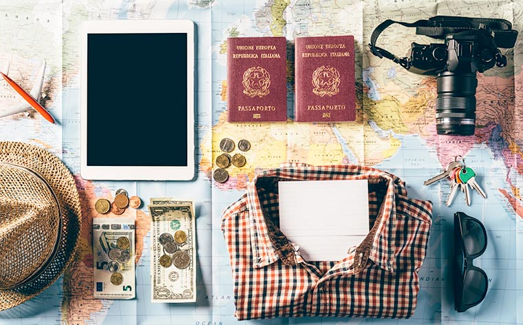 travelling-checklist