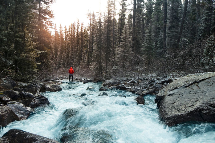 Waterfalls, canyons and valleys – make a list before you go, as Banff is packed with memorable experiences