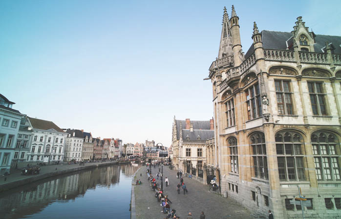 Beautiful – and accessible – Ghent