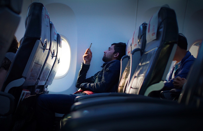 Traveling alone? You just might have a better chance at getting an upgrade