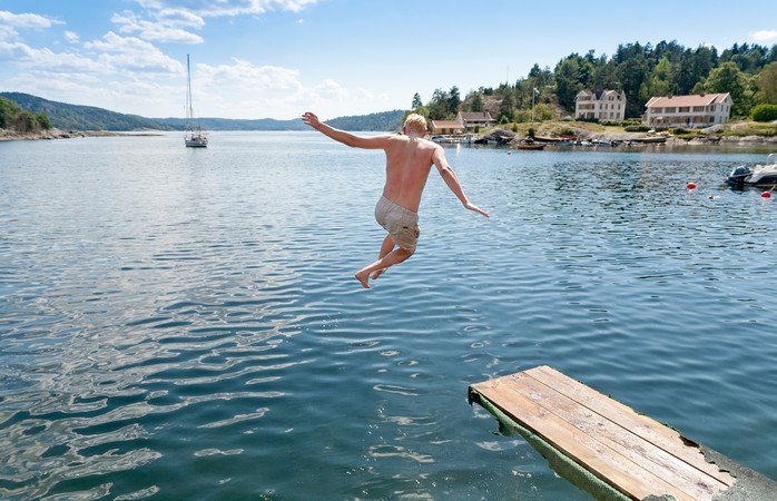 Sunshine-filled beach days make Swedish summers even more pleasant