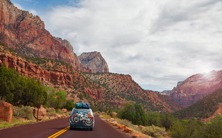 USA road trip: discover the canyon country of the American Southwest