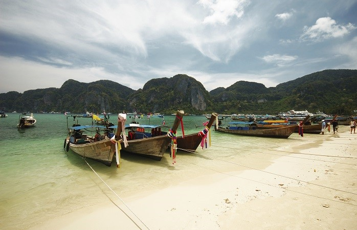 7-Ko Phi Phi-places-to-visit-in-thailand