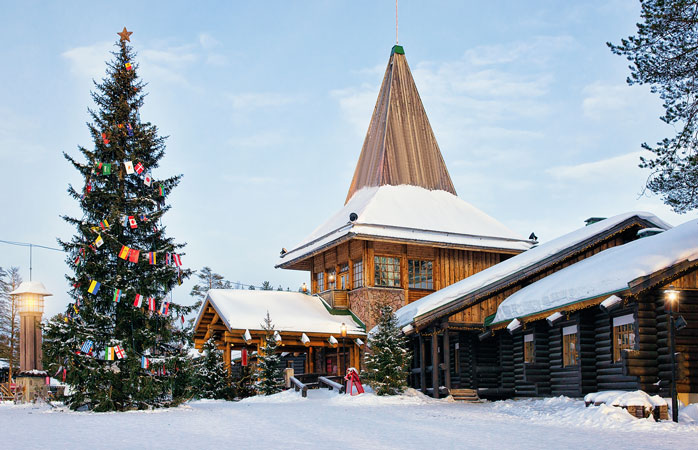 The Santa Claus Holiday Village