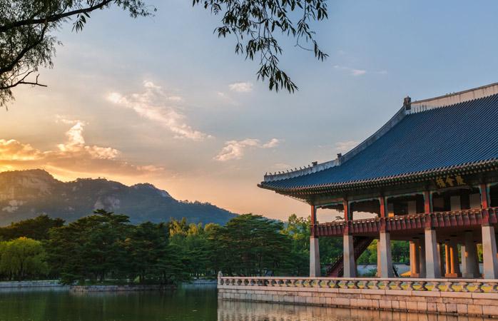 Gyeongbokgung – one of Seoul's most iconic palaces