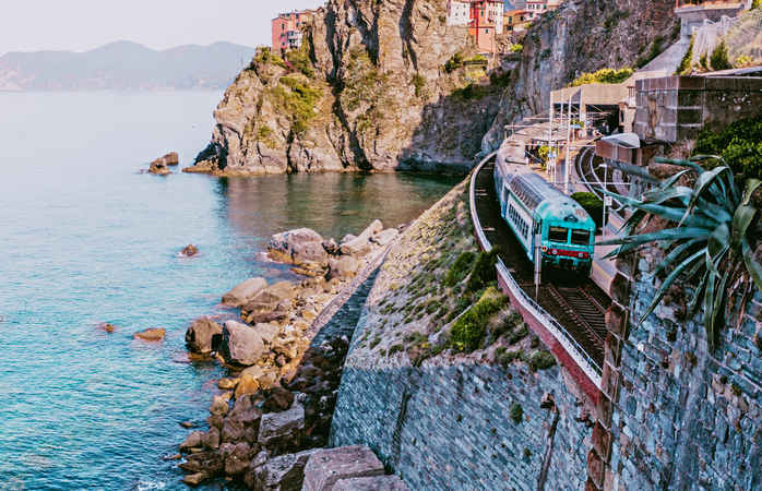 Everywhere you look is magical on the Mediterranean coast