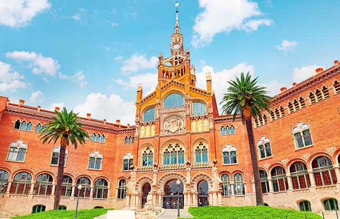 Hospital Sant Pau Recinte Modernista