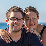 Annika & Daniel Majak on Price Calendar