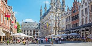 Car Rental in Leuven