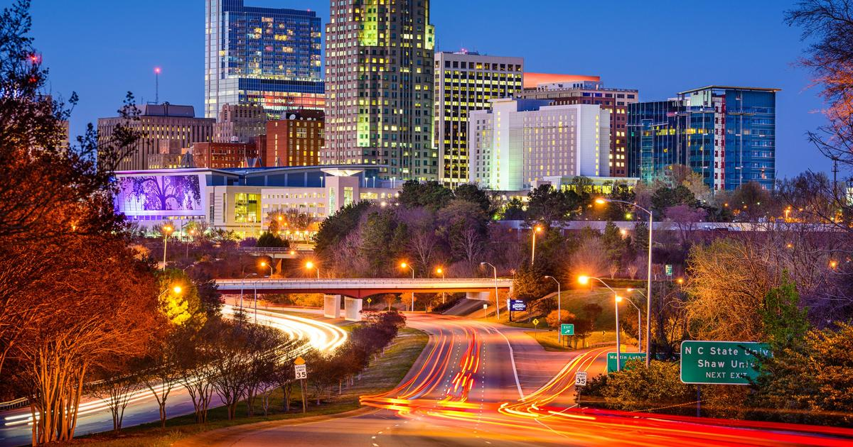 Cheap Flights to Raleigh - Round-Trip Plane Tickets from $38